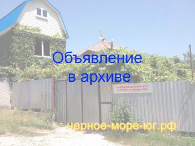 Частный сектор по ул. Партизанская, 42а в Цандрипше