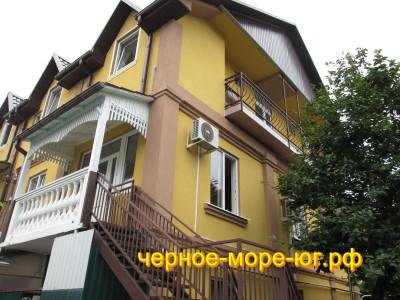Частный сектор « Дом у моря» по ул. Ульянова, 6 в Адлере
