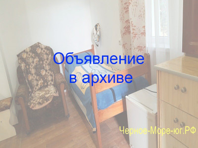 Частный сектор «Галина» в Макопсе по ул. Сибирская, 40