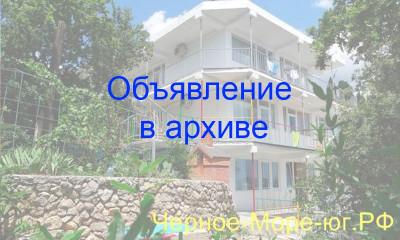 Гостевой дом «Буратино» в Алупке, ул. 1 Мая, 11В