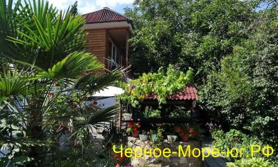Частный сектор по ул. Багликова, 36 в Алуште