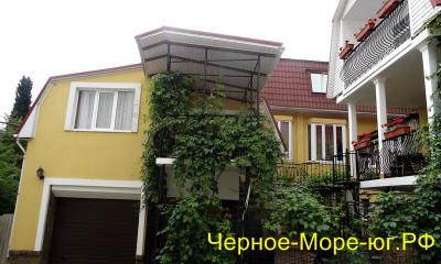 Гостевой дом «На Краснофлотской 13» в Алуште