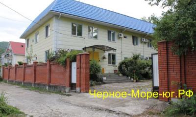 Отель «Русалочка» по ул. Грушевый сад, 1 в Агое
