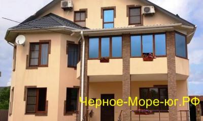 Гостевой дом «Элитный». Архипо-Осиповка, ул. Кленовая, 19