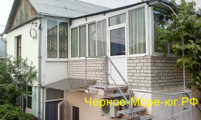 Гостевой дом «У Татьяны». Геленджик, ул. Кирова, 34а