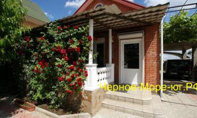 Гостевой дом «Немо» в Николаевке по ул. Ленина, 45/а