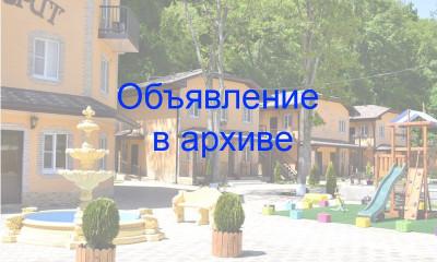 Гостиница «Фаворит» в Шепси по ул. Лесная, 5В
