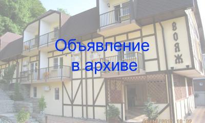 Мини-гостиница «Вояж» в Шепси по ул. Школьная, 14