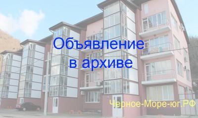 Двухкомнатная квартира в Ольгинке у моря, мкр. Горизонт, 88