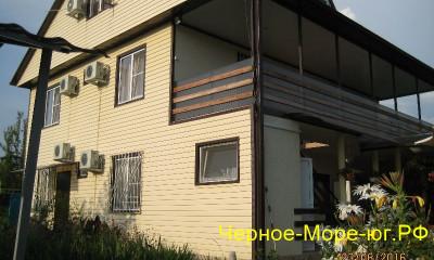 Абхазия гостевой дом «У Елены» по пер. Гулия, 6а в Цандрипш