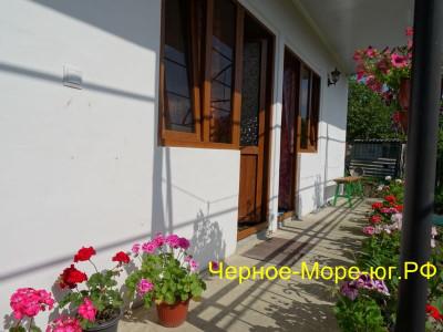 Абхазия частный сектор по ул. Партизанская, 91 в Цандрипш