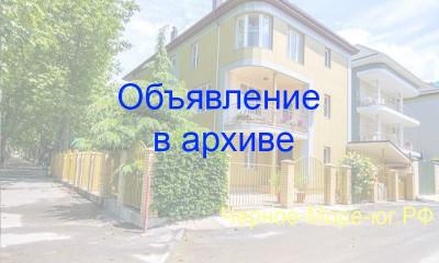 Гостевой дом «Паллада» в Ольгинке, мкр. Горизонт, 36