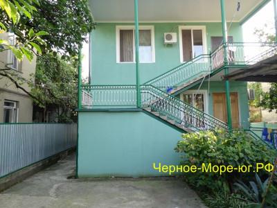 Частный сектор по ул. Ашхацава, 11 в Сухуми