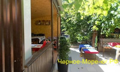 Гостевой дом «Дача на море» в Ольгинке, ул. Черноморская, 7а