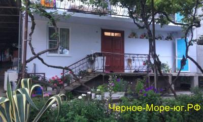 Абхазия гостевой дом «У моря». Новый Афон, ул. Шаумяна, 1