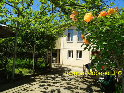 Абхазия мини-гостиница в Гаграх по ул. Кольцевая, 10