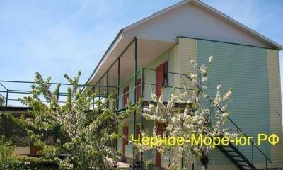 Гостевой дом «Приезжайте» по ул. Маяковского, 6а в Тамани