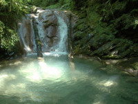 водопады в Адлере