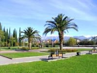 парки отдыха в Адлере