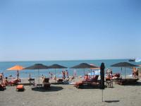 оборудованные пляжи Адлера