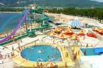 Аквапарк «Дельфин» в городе-курорте Геленджик – мир водных развлечений, фотографии, телефон, режим работы, адрес.