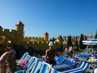 Аквапарк «Посейдон» на территории набережной Дивноморское