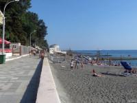 Пляж Альбатрос в Сочи — песчаные бесплатные пляжи Сочи