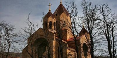 Армянская церковь «Сурб Григор Лусаворич» в Новороссийске телефон как проехать подробное описание адрес телефон.