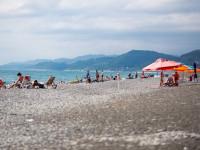 Описание Белого пляжа на территории поселка Лоо на лето 2021 года с отзывами туристов