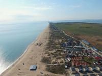 Описание центрального пляжа станицы Благовещенской - жилье рядом, актуальные фотографии, как проехать, лето 2021