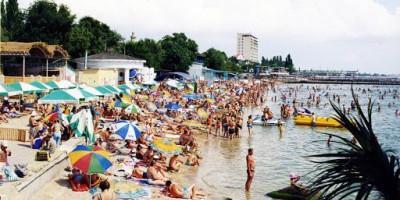 Центральный пляж Камешки город Феодосия - отзывы, фотографии, как проехать