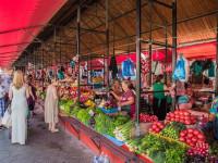 Центральный рынок в Анапе – старейший базар с интересной историей