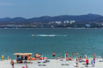 Описание центрального пляжа г. Геленджик для отдыха летом 2020 года с отзывами.