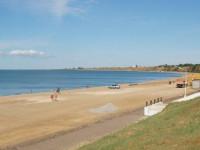 Центральный пляж Тамань - фотографии, отзывы туристов, как проехать, описание