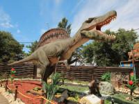 Динопарк под названием «Рекс» в Анапе