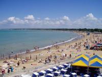 Обзор Городского пляжа в городе Анапа