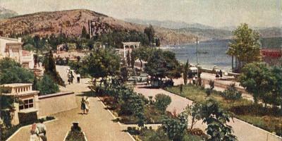 Общая информация и история Алушты