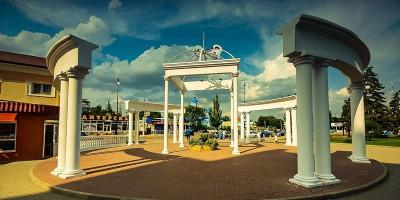 Общая информация о городе Саки
