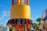 Экстремальный аттракцион – «Жар-птица» в Сочи-парке город Адлер, как проехать, адрес, телефон, описание, отзывы посетителей.
