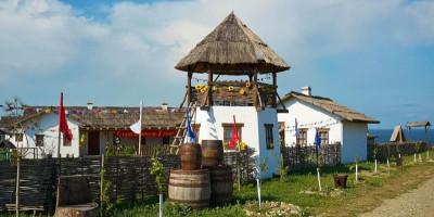 Этнографический комплекс «Казачья станица Атамань» адрес как проехать телефон цена описание