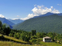 Климат и температура в Абхазии