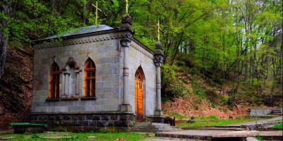Космо-Дамиановский мужской монастырь в Алуште описание отзывы фото режим работы телефон адрес как проехать.