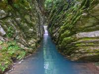 Крабовое ущелье в Лазаревском