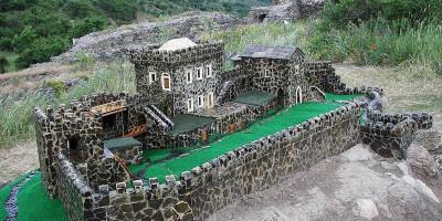 Крепость Фуна в Алуште, описание отзывы фото как проехать телефон адрес режим работы.