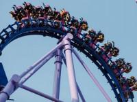 Американская горка «Квантовый скачок» - экстрим в Сочи-Парке