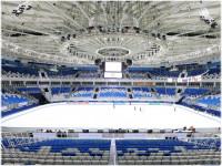 Ледовая арена «Айсберг» в Адлере – одна из самых интересных ледовых арен на территории России