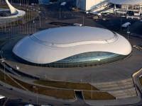 Ледовый дворец «Большой» в Адлере