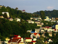 поселок Лоо, замечательное место для отдыха
