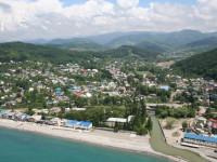 отдых на Черном море в Краснодарском крае, поселок Лоо
