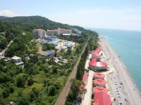 Лоо курортный посёлок в Большом Сочи